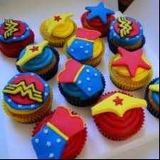 Cupcake y bocaditos