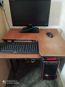 Vendo 5 PC de escritorio