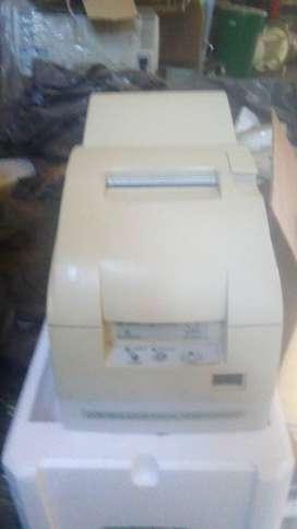 Lote 220 Controladora Fiscal Epson Tmu-220af Repuesto/piezas