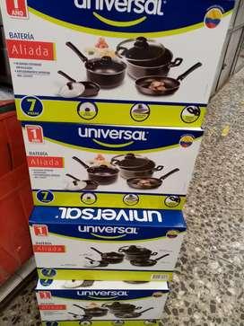 Batería de ollas Universal