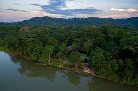¡Se Vende el Mejor Lodge de la Amazonia del Napo!