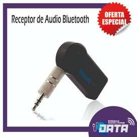 RECEPTOR DE AUDIO BLUETOOTH RECARGABLE
