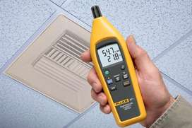 Medidor de humedad y temperatura -Fluke 971