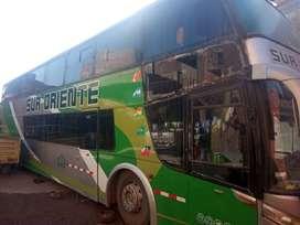 Bus Volvo doble piso