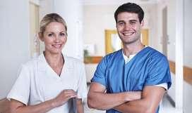 Se busca auxiliar de enfermería