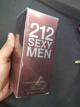 212 Sexy Men Carolina Herrera 100ml