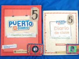 PUERTO A DIARIO 5. CIENCIAS SOCIALES