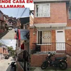 Se vende casa en Villamaria, B/La Granjita