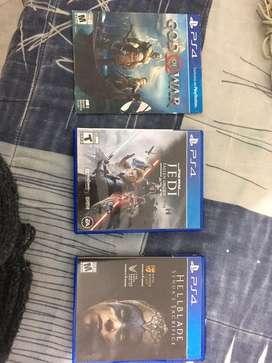 Juegos de Play 4