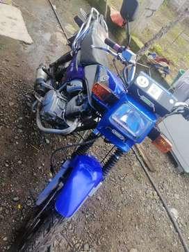 Cambio Moto 150 Al Día Con Caballito