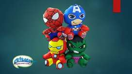 Peluches Superheroes Marvel