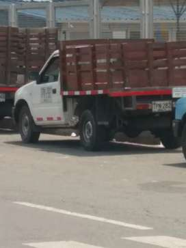 Transporte para recoger sus escombros mudanzas cualquier artículo que desee transportar MAXIMO UNA TONELADA