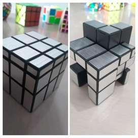 Cubo de Rubik Mirror Shengshou 3x3, un verdadero reto para mejorar tu habilidad mental.