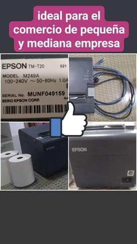 Impresora termica POS : EPSON TM T20 - $490.000