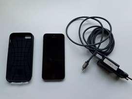 Vendo Iphone 5s con funda y cargador
