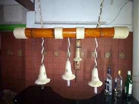 lampara de techo hermosa