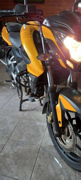 Vendo Rouser NS 200 Impecable!!