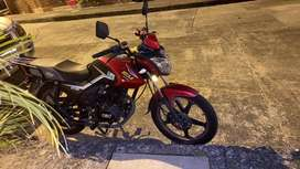 Venfo hermosa moto IGM 150cc
