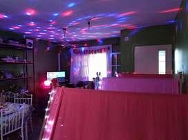 carpitas para pijamadas pantalla gigante karaoke invitacion regalo