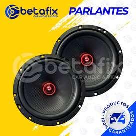 PARLANTES MEDIOS PRL-B165 6.5 PULGADAS / 400 WATTS BETAFIX