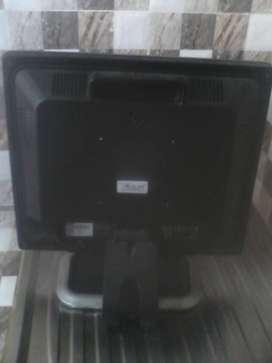 Monitor HP 17