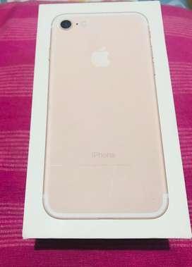 Caja de iPhone 7 Rose gold