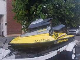 Moto de agua Seadoo XP Unlimited