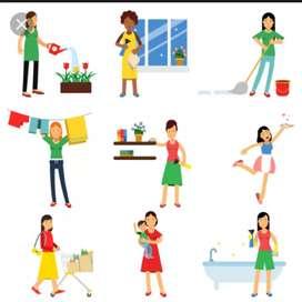 Limpieza; cuidado de adultos mayores.cuidado de enfermos