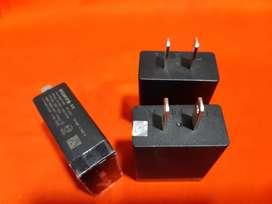 Cargador original LG negro rapido EP880