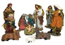 Pesebre Navidad x11 Medida:20 cm
