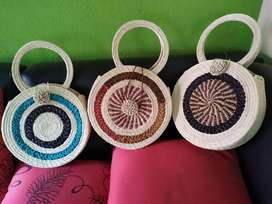 Productos elaborados en paja toquilla