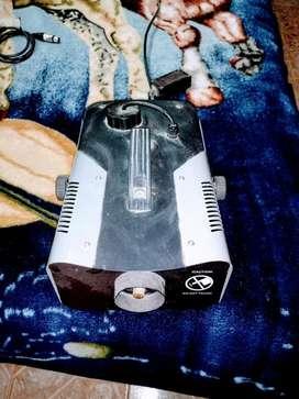 9 mesas cubre sillas lanza humo y laser