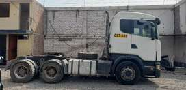 Tracto Scania G420