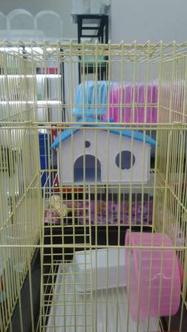 Jaulas para mascotas