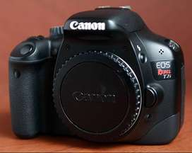 Canon T2i Kit Lente 18-55mm