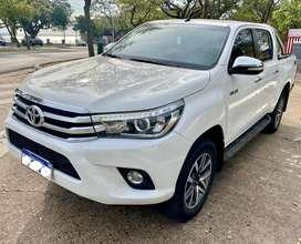 Toyota Hilux SRX 4x4 AT año 2016