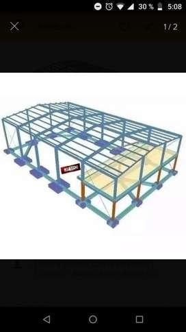 Construcciones en madera plastica