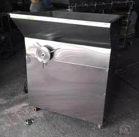 Molino autoalimentador maíz para arepas horno laminadora olla mezcladora