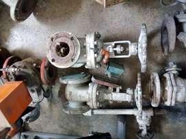 Válvulas y controladores de liquidos