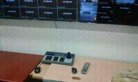 Instalacion de circuito cerrado de television