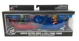 Bandai Dragon Ball Super - Super Saiyan Goku Vs Cell Final Form