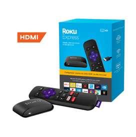 Roku- convertidor a smart Tv - SELLADOS EN CAJA