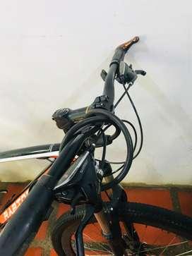 Bicicleta raptor en perfecto estado