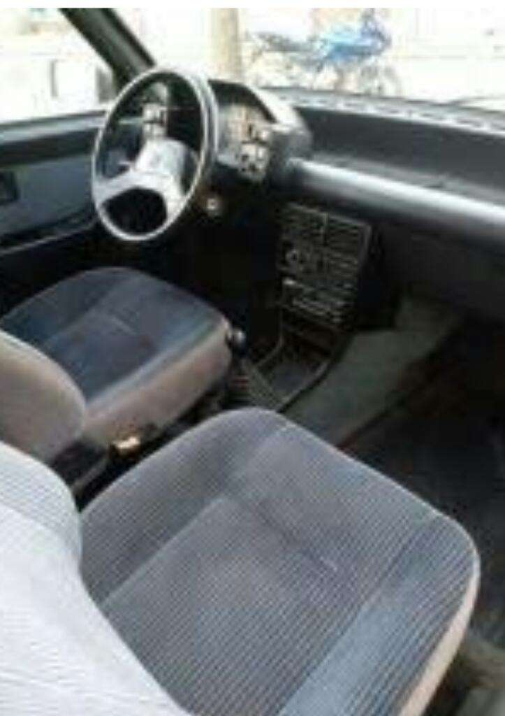 Butacas Fiat Regatas 0