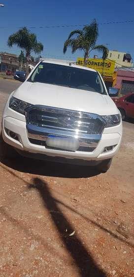 Ford Ranger XLT 2018 unico Dueño