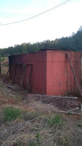 Tanque de 24 mil litros exlente estadl