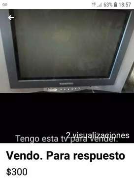 Vendo tv descompuesta