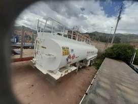 vendo   cisternas  de combustible