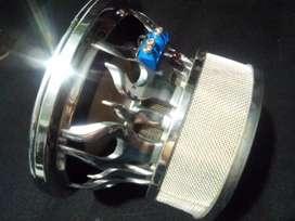 bajo 1000 watts rms 10 Pulgadas Audiobahn