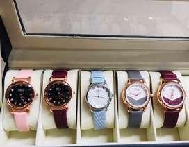 Elegante relojes para dama
